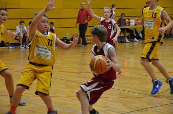 U14 Turnier in Ludwigsburg, 27. Oktober 2012