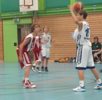 U14 in Ludwigsburg