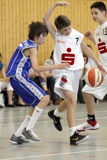 U14, Regionalmeisterschaft, 09. & 10.04.2011