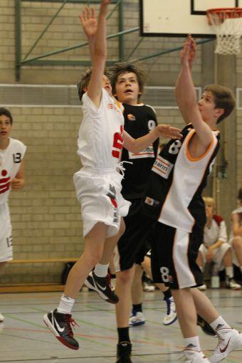 U14, Südwestdeutsche Meisterschaften in Ulm, 14. & 15.Mai 2011