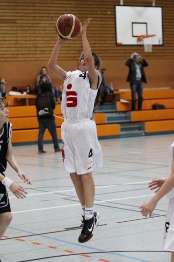 U14 vs TG Hanau, 10.12.2011