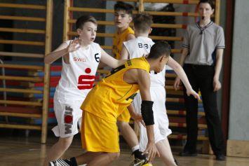 Osterturnier Wien 2014, U14 vs Ludwigsburg