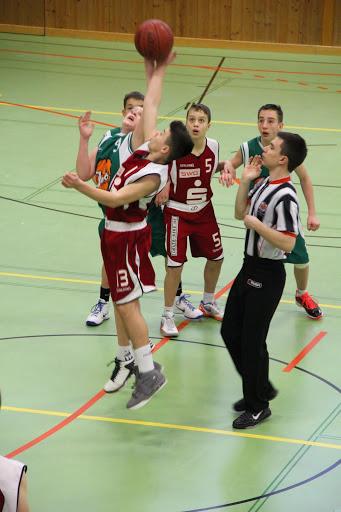 Wien, 29.03.13, U14 vs Ljubljana