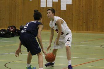 Wien, 27.03.13, U14 vs Magic Parma