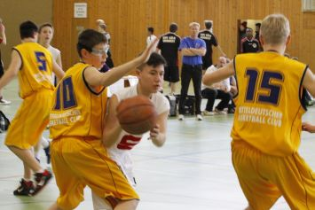 Wien, 26.03.13, U14 vs Weissenfels