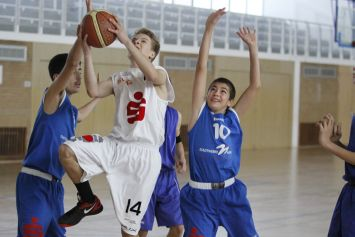 U14 at BC Marburg, 07. Oktober 2010