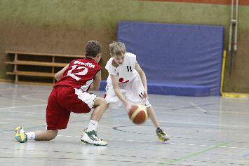 U14 at Eintracht Frankfurt, 09.11.2013