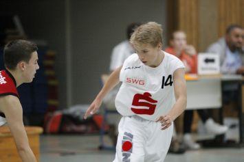 U14 bei Eintracht Frankfurt, 15. September 2012