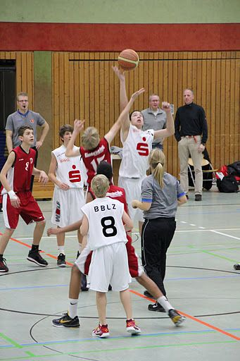U14 in Frankfurt, 04.12.2011