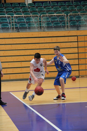 U14 at Skyliners Frankfurt, 03. Februar 2013