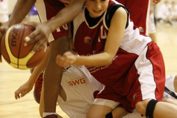 U14 at MTV Giessen, 10. November 2012