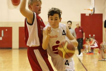 U14 vs MTV Giessen, 05. November 2013