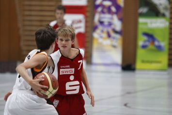 U14 vs BC Darmstadt, 02.September 2012