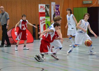U14 vs BC Marburg, 29.01.2011