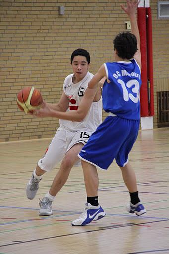 U14 at Marburg, 27.11.2011