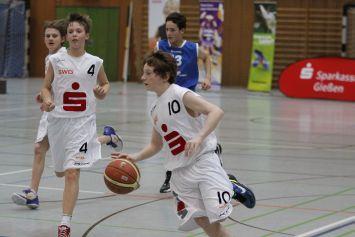 U14 vs BC Marburg, 10.03.2012