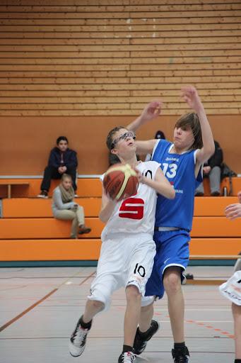 U14 vs BC Darmstadt, 27. Januar 2013