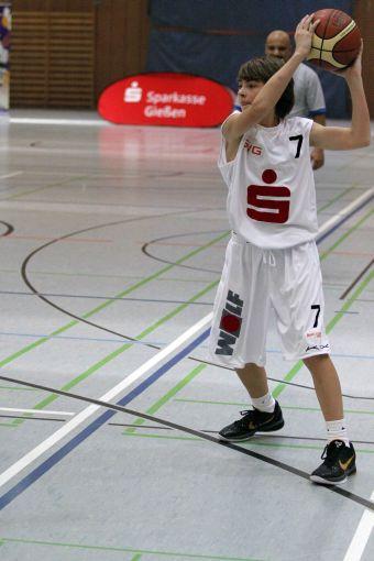 U14 vs BC Wiesbaden, 20.03.2011