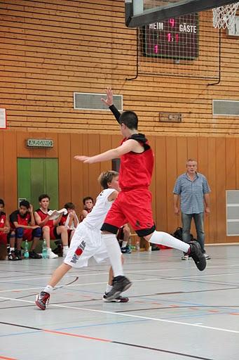 U14 vs BC Wiesbaden, 25.09.2011