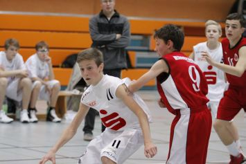 U14 vs Eintracht Frankfurt, 08. Dezember 2012