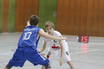 U14 vs Skyliners Frankfurt, 18. Januar 2014