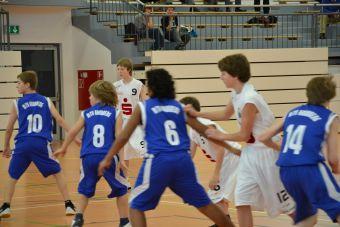 U14 vs MTV Kronberg, 16.01.2011