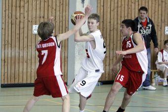U14 vs MTV Giessen, 27.02.2011