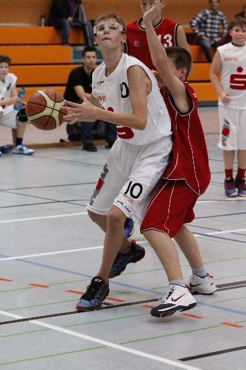 U14 vs Team Nordhessen, 16. November 2013