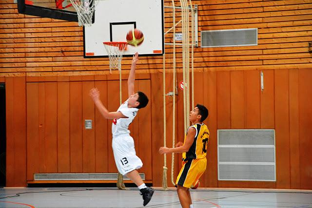 U14 vs SG Weiterstadt, 21.01.2012