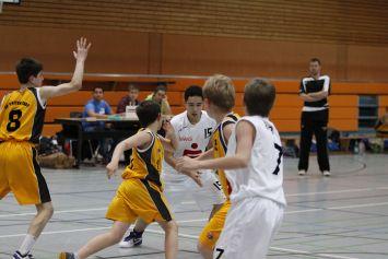 U14 vs SG Weiterstadt, 17. November 2012