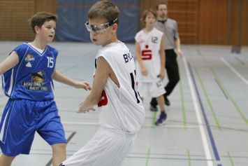 U14 vs Fraport Skyliners Frankfurt, 03. November 2012