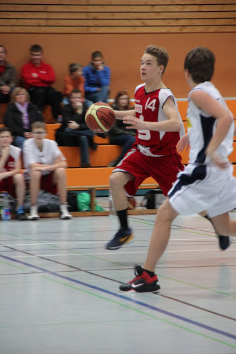 U14 vs TV Langen, 19. Januar 2013