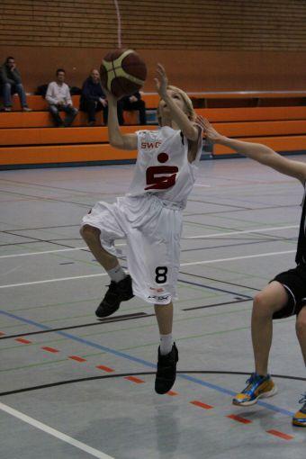 U14 vs Tg Hanau, 11.12.2010
