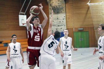 U16 vs Hanau, 28.11.2009