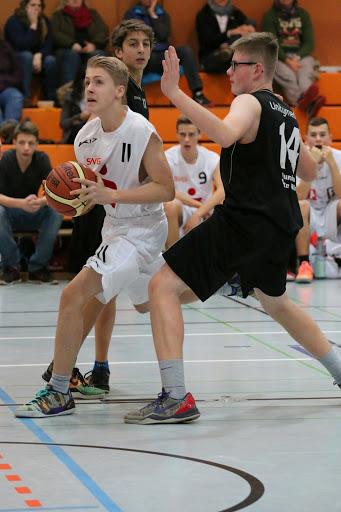U16 vs TG Hanau, 30. November 2014
