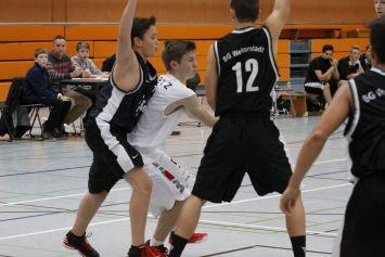 U16 - SG Weiterstadt, 11. Oktober 2014
