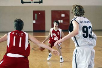 U16 vs MTV Giessen, 07.02.2010
