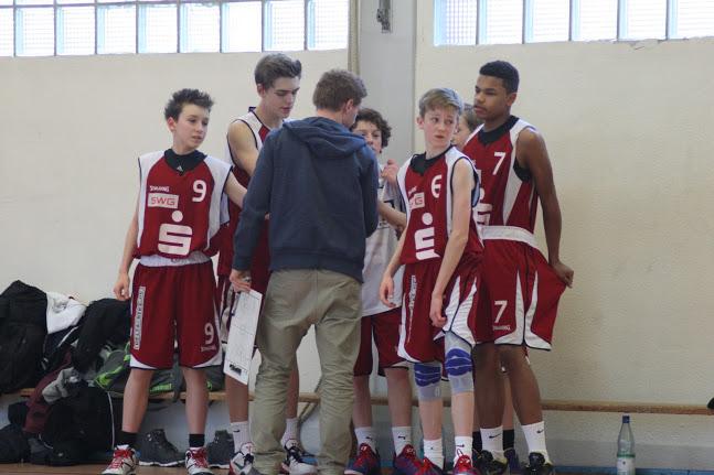 U16 at TG Hanau, 08. Dezember 2012