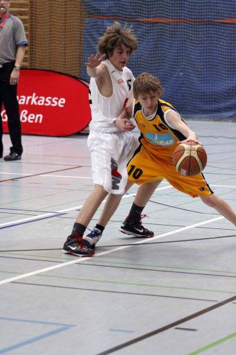 U16 vs ACT Kassel, 19.03.2011