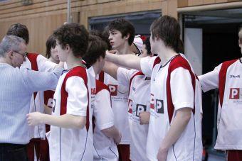 U16 vs Eintracht Frankfurt, 25.02.2011