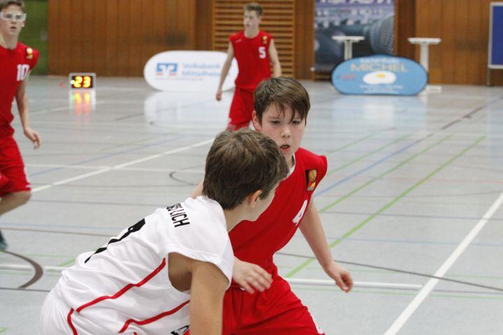 U16 vs TV Lich, 10. Januar 2015