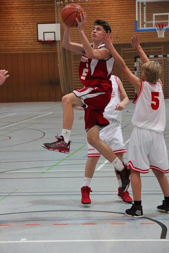 U16 vs MTV Giessen, 15. Dezember 2012