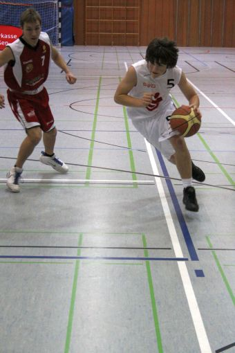 U16 vs Tg Hanau, 11.12.2010