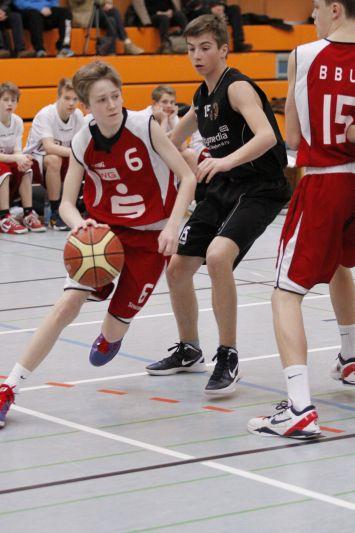 U16 vs TG Hanau, 20. März 2013