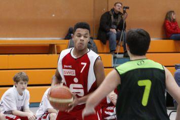 U16 vs TV Heppenheim, 09.02.2013