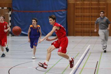 U16 vs BC Wiesbaden, 27. Oktober 2012