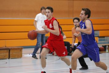 U18 vs Aschaffenburg, 30. September 2012