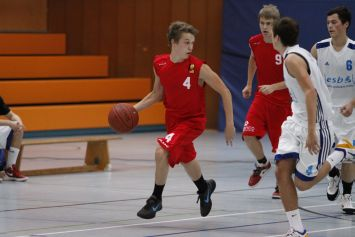 U18 vs TSV Gruenberg, 29. September 2012