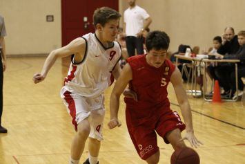 U18 at MTV Giessen, 11. November 2012