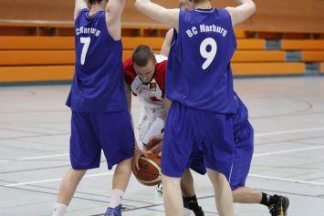 U18 vs BC Marburg, 03.03.2012